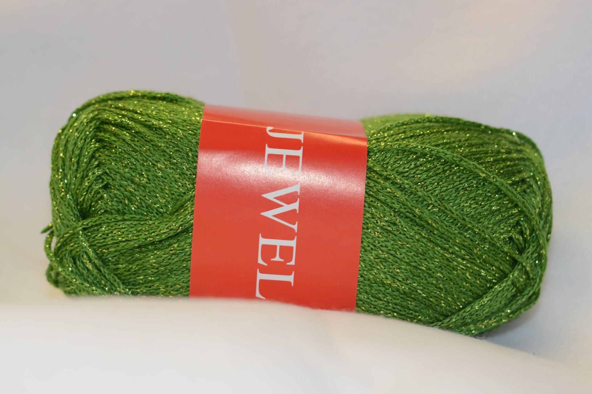 Jewel - 141 - Bright Green