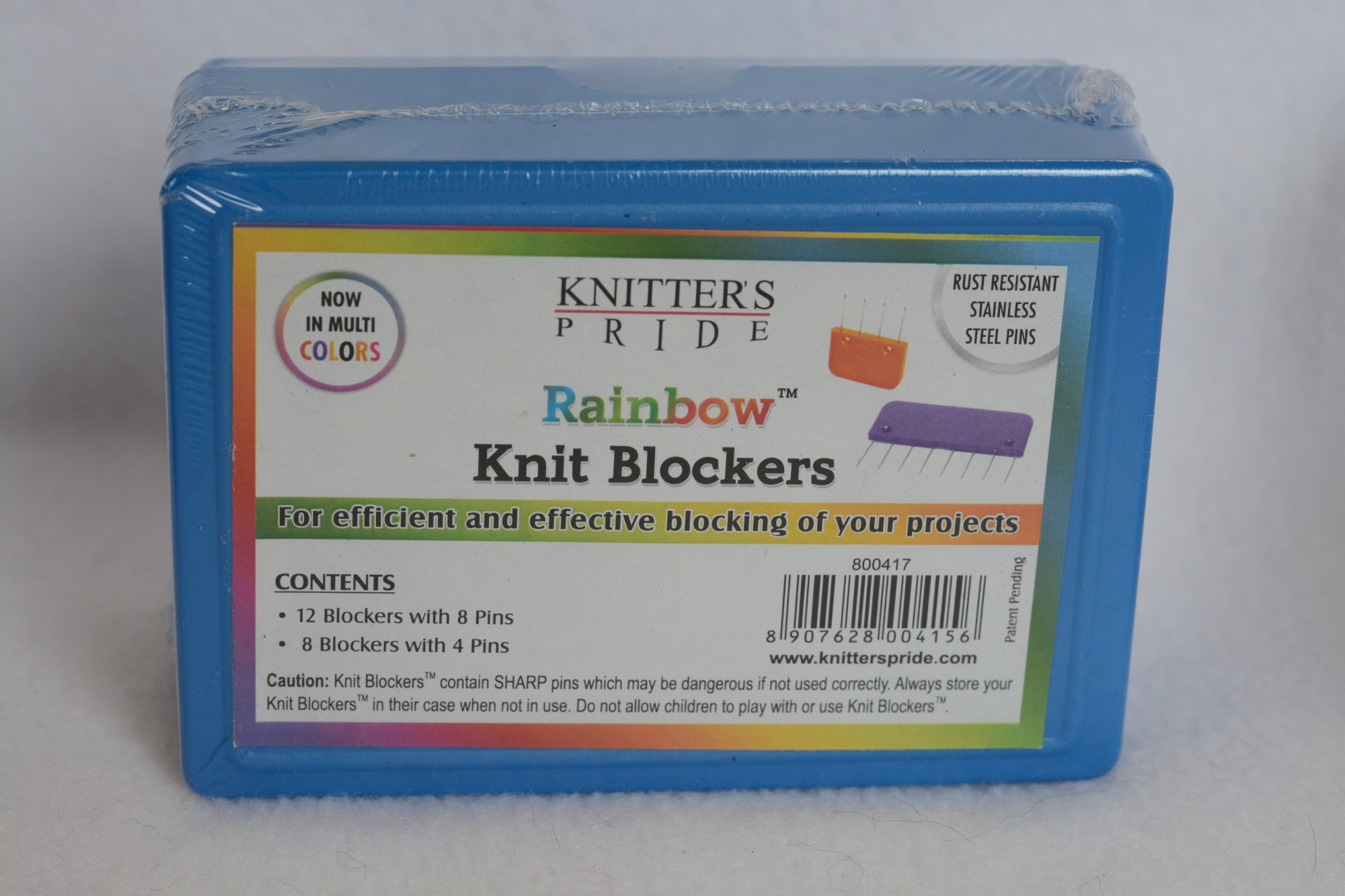 Rainbow Knit Blockers by Knitter's Pride