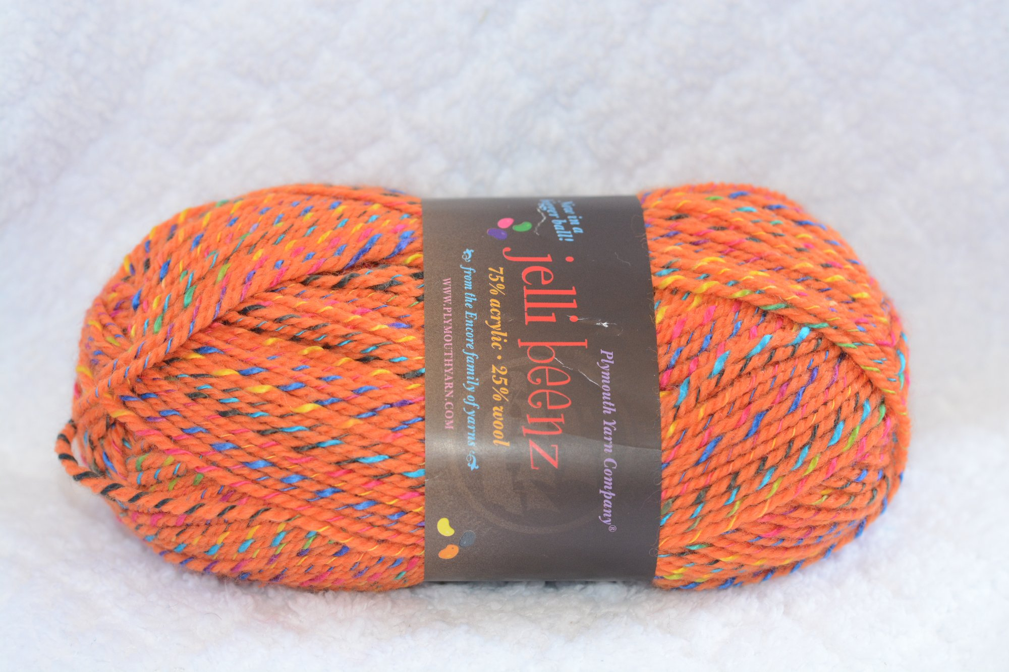 Jelli Beenz Color 2383 - Orange