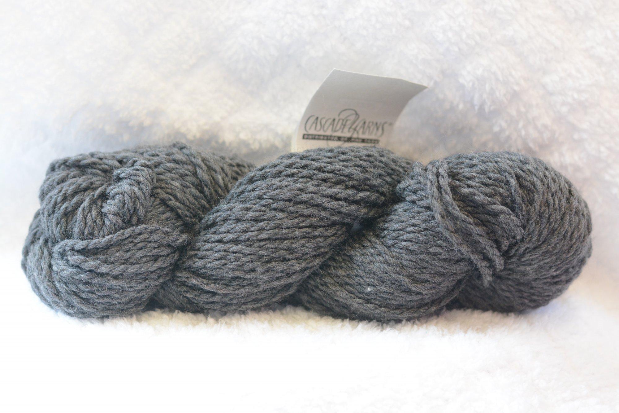 Cascade 128 Superwash - 900 - Dark Gray