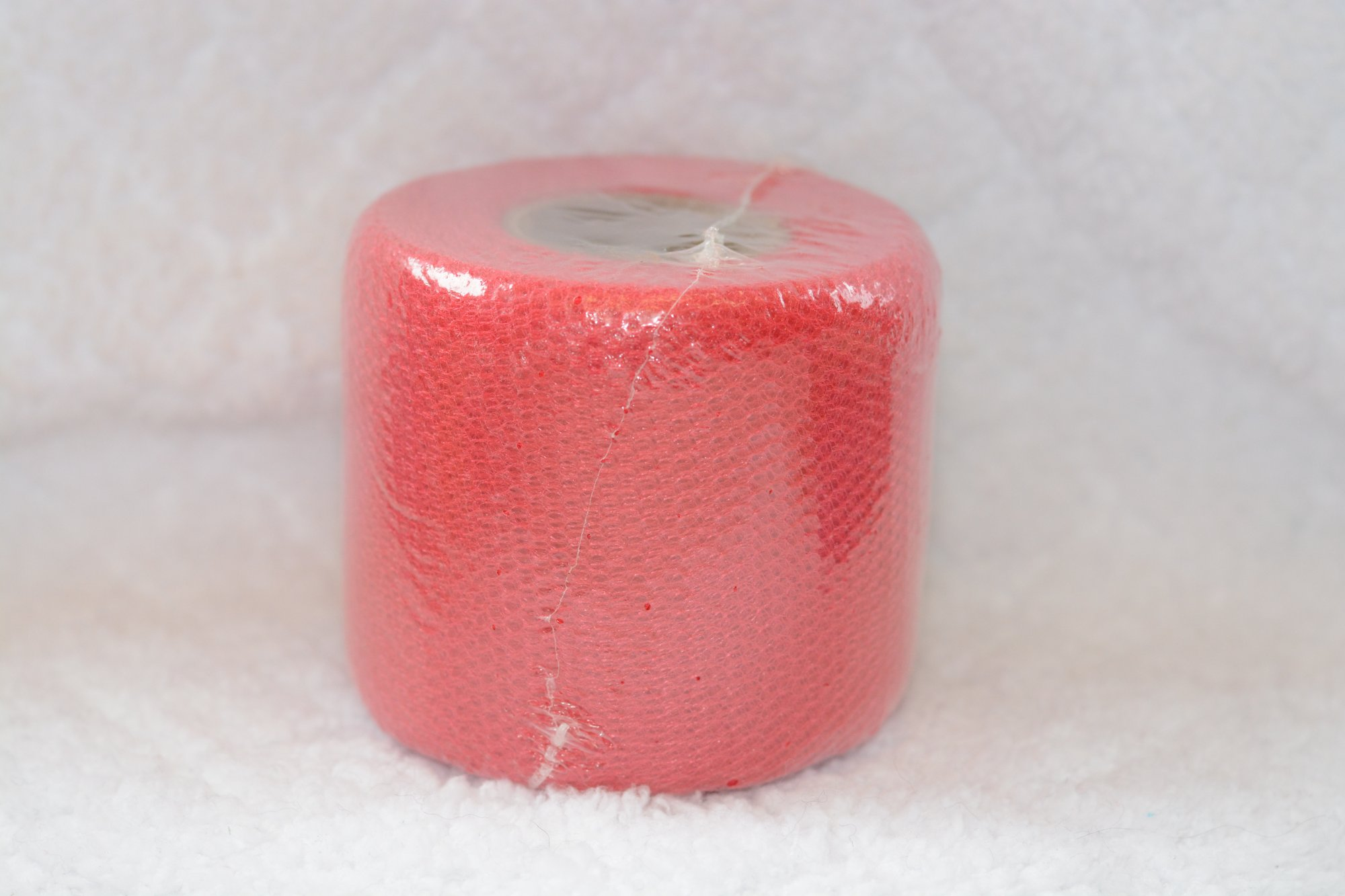 3 Tulle for Scrubbies - Red