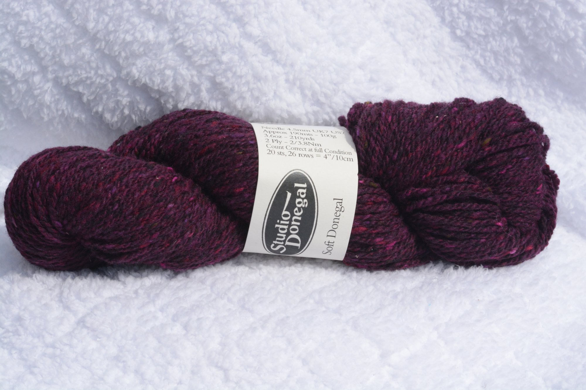 Soft Donegal - Grape