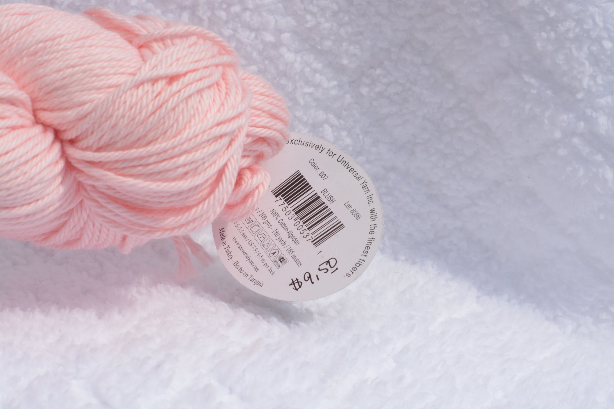 Comfort Worsted 9779 - Dk Pink