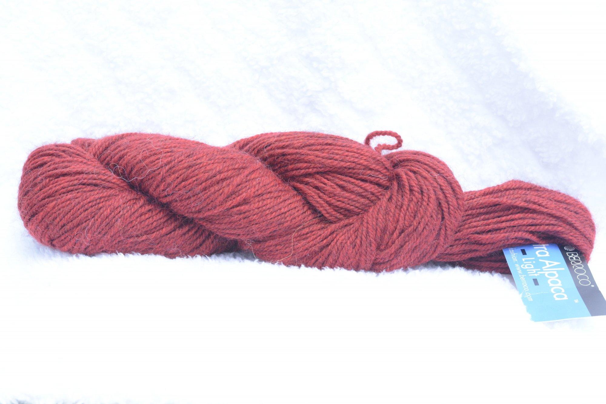 Ultra Alpaca Light - 4281 Redwood Mix