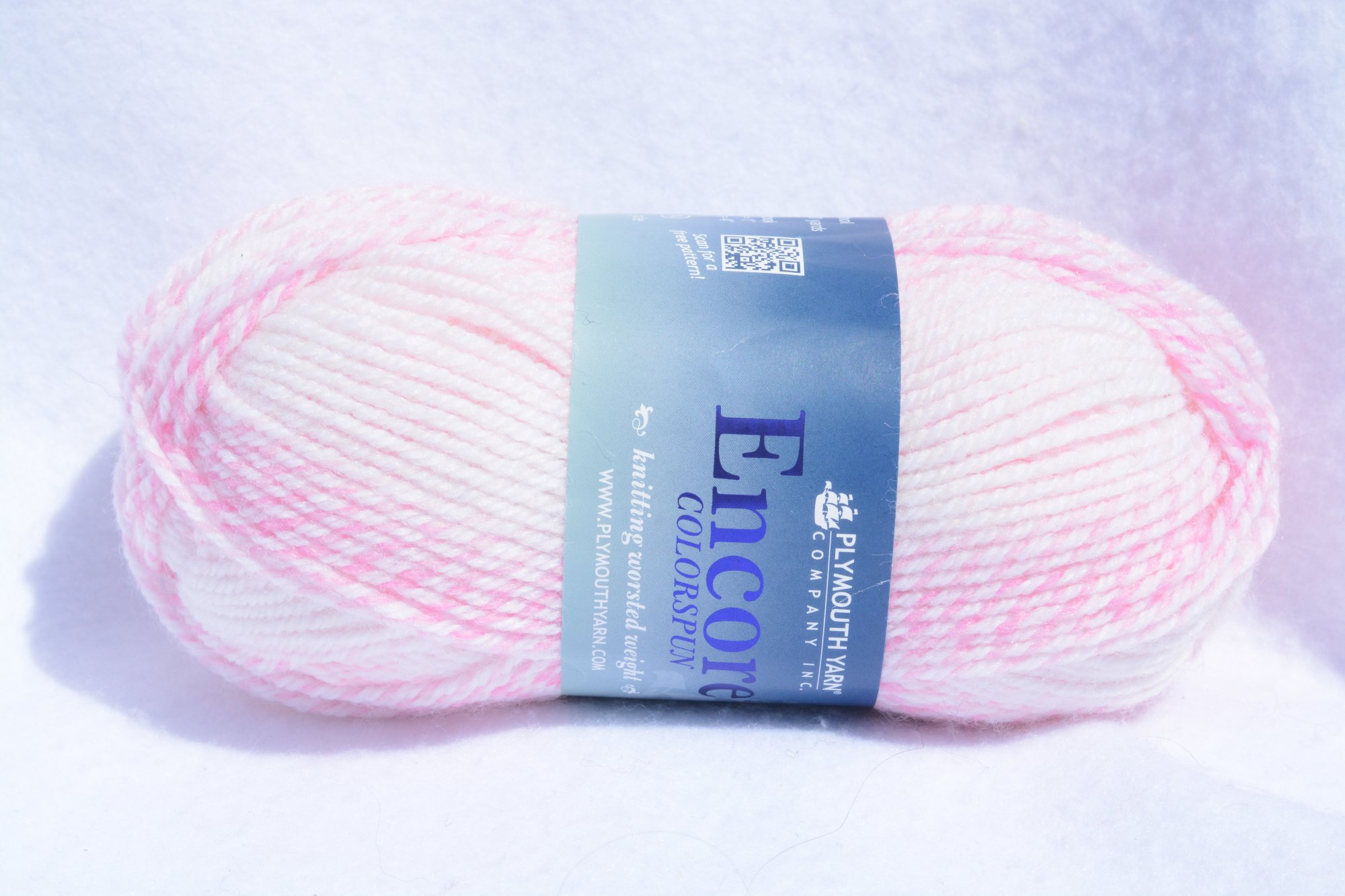 Encore Colorspun - Color 7746 - Gradient pinks