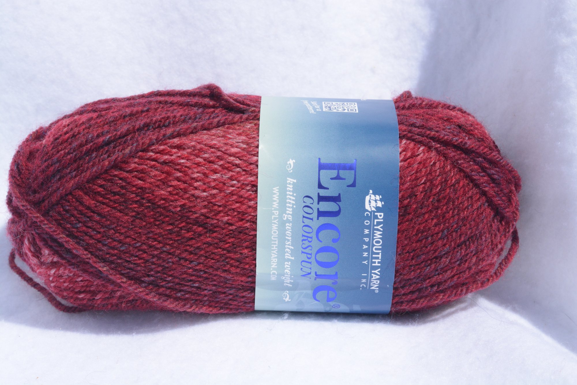 Encore Colorspun - Color 7794 - Wine Gradients