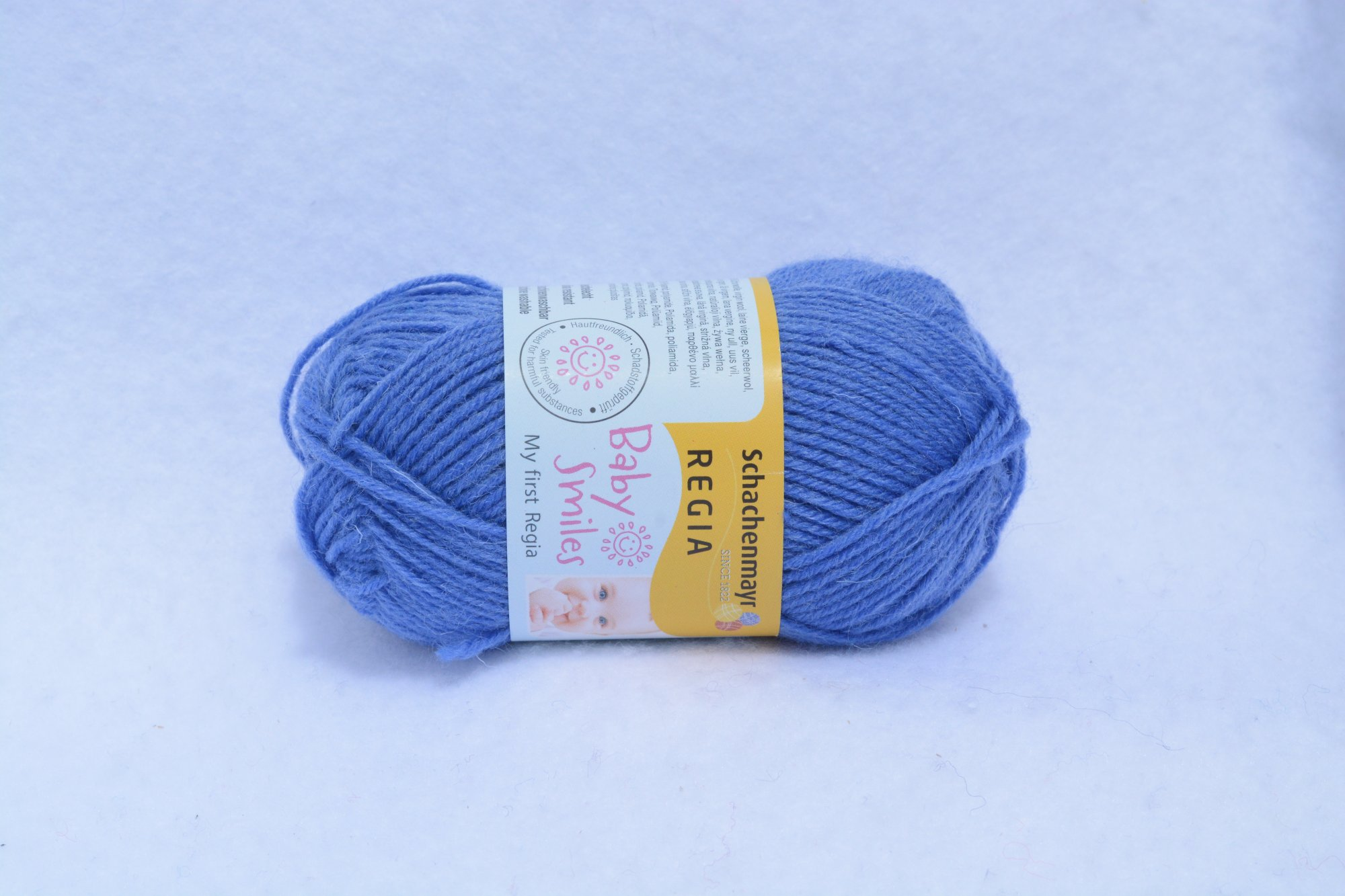 Baby Smiles - Color 1053 - Blue
