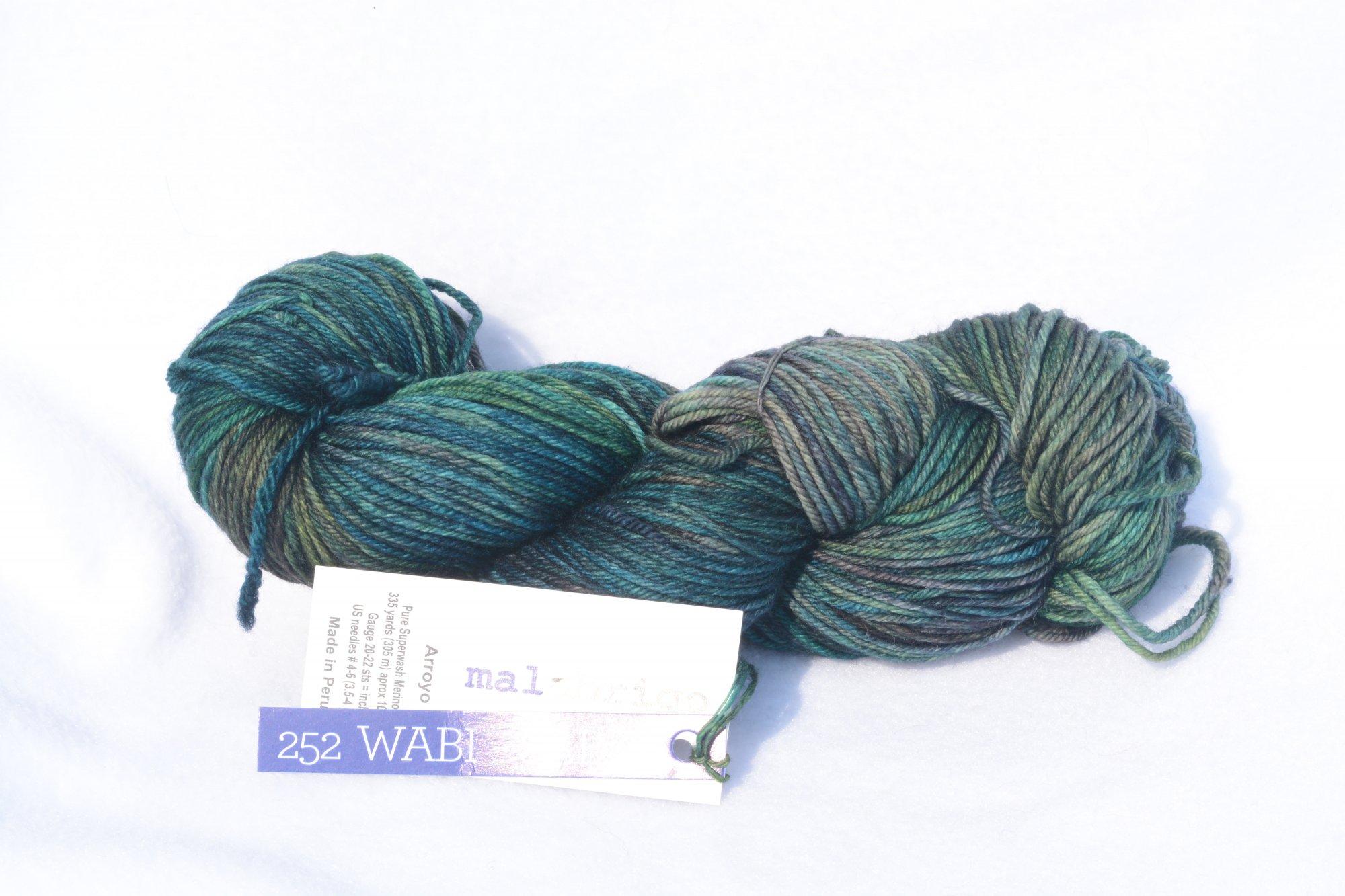 Malabrigo Arroyo - Wabi-Sabi - 252