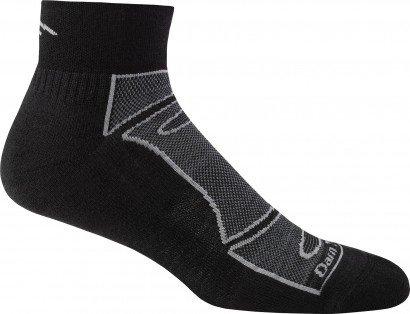Mens 1/4 Sock Light Cushion  Darn Tough 1723
