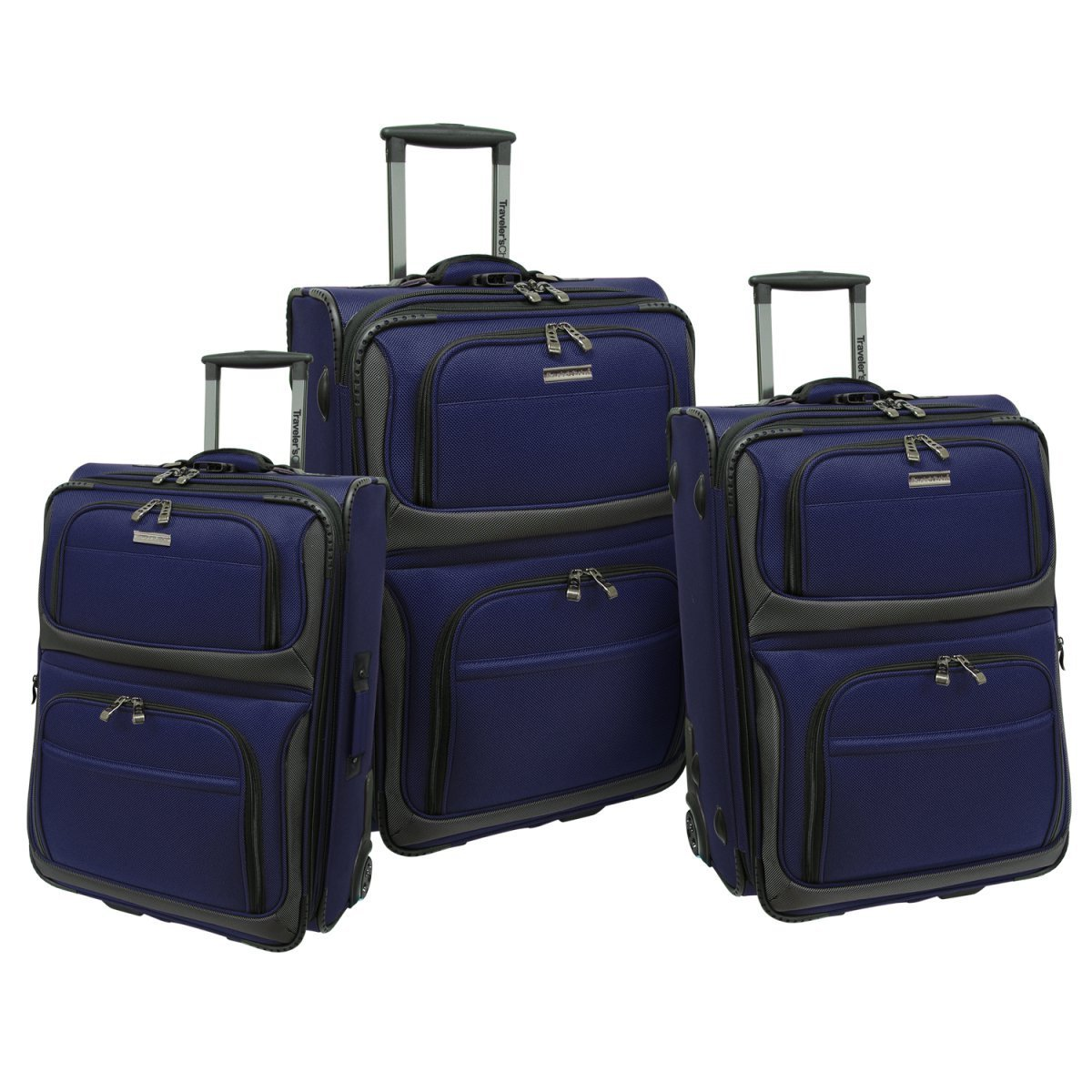 Domestic Missionary Basic Luggage & Travel Package - 1 step mission prep