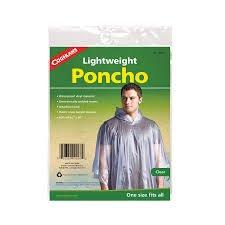 Lightweight Poncho  Coghlan's  9266