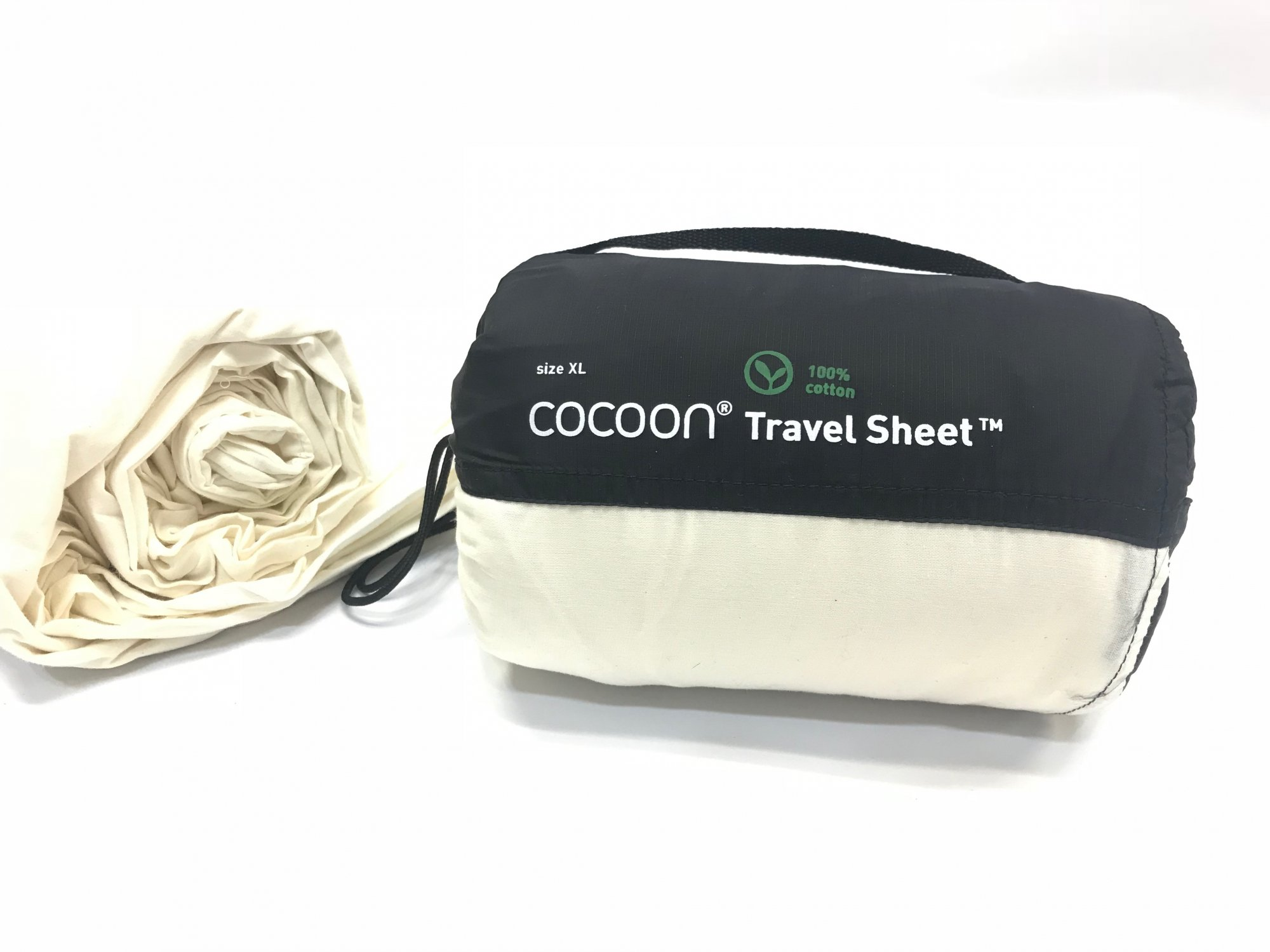 Cocoon Travel Sheet (240x114) cotton  PreTreated with Permethrin
