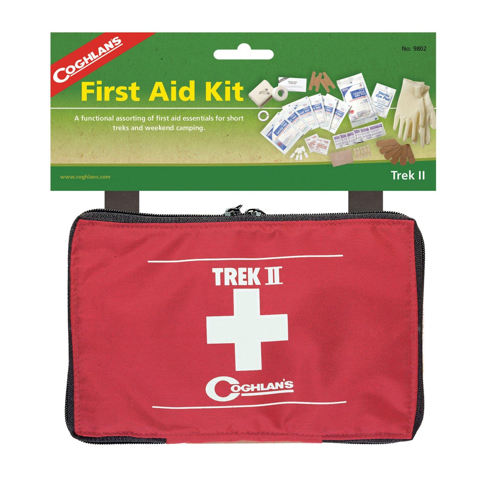 Coghlan's First Aid Kit Trek II 9802