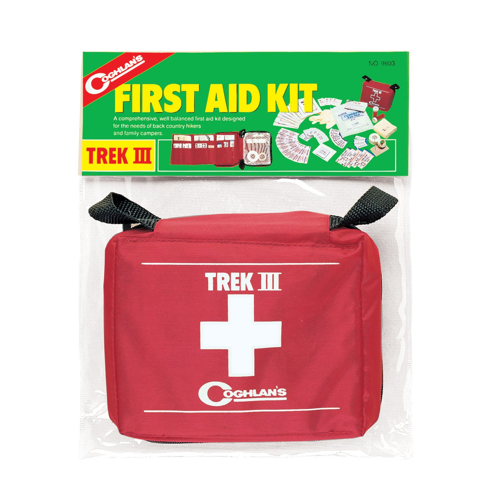 Coghlan's First Aid Kit Trek III 9803