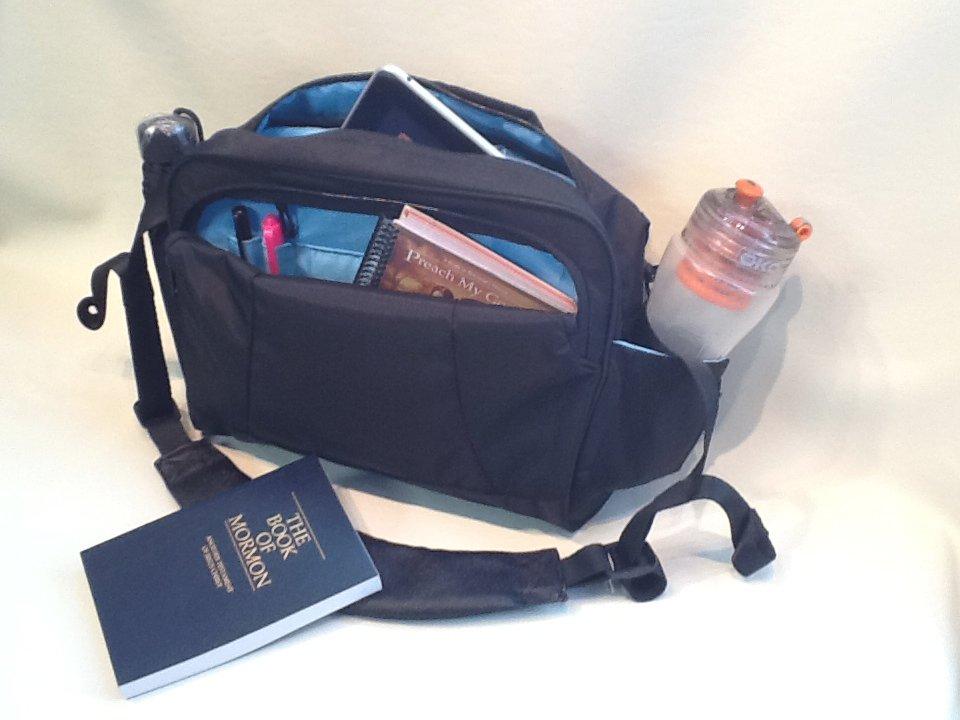 Missionary GLOBAL Shoulder Bag Practical Concepts MCM90BK