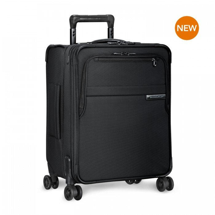 International Carry-On Expandable Wide-Body Spinner  Briggs & Riley   Baseline U121CXSPW