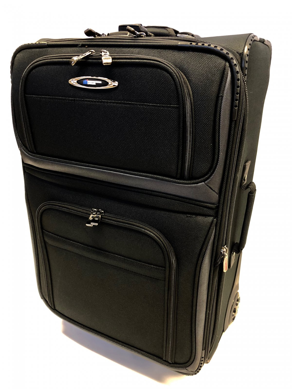 Rocky Mountain Series 26 Medium Black (domestic travel dimensions)