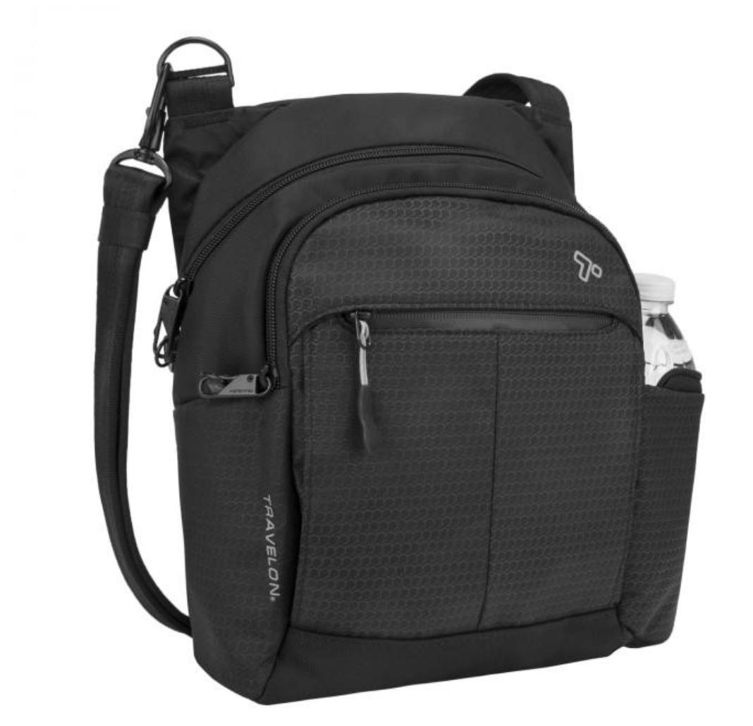 Travelon Anti-theft Active Tour Bag, 43124