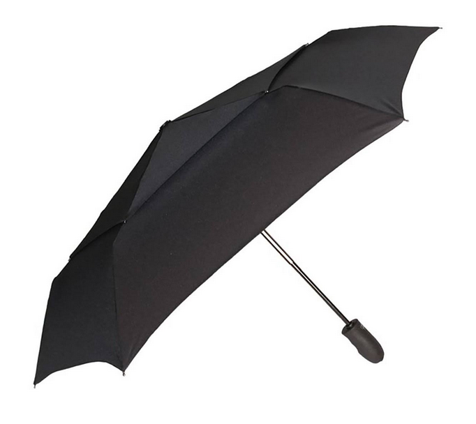 ShedRain compact umbrella, black