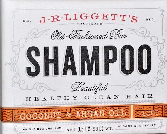 Old Fashioned Bar Shampoo/Soap J.R. Liggett's .65oz