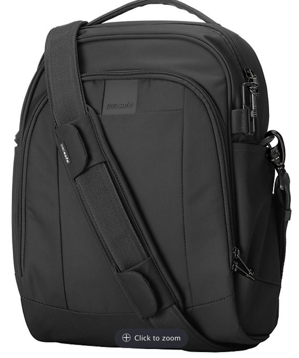 Pacsafe Anti-theft Shoulder bag Metrosafe LS250