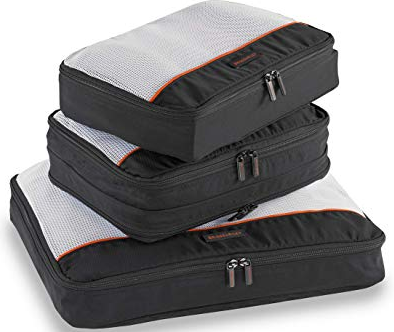 Briggs and Riley Packing Cubes, set of 3