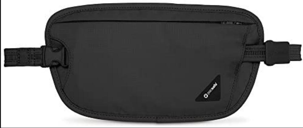 Coversafe X100 Anti-theft RFID waist wallet