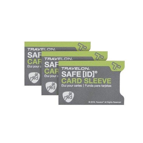 Travelon Safe ID Card Sleeve 13133