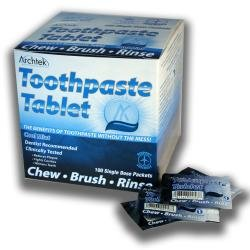 Toothpaste Tablets by Archtek