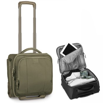 Pacsafe Toursafe Lifestyle Series Luggage with Anti-theft technology