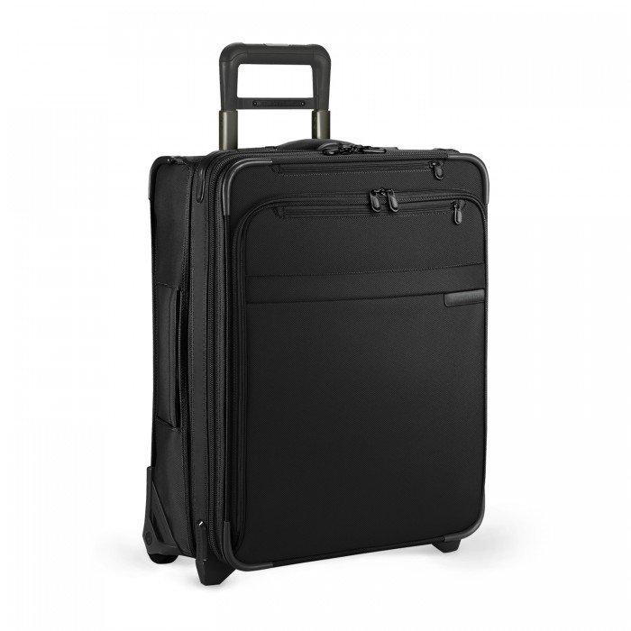 Briggs & Riley Baseline International Carry-On Expandable Wide-body Upright U121CXW