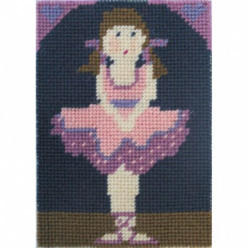 Ballet Needlepoint Kit