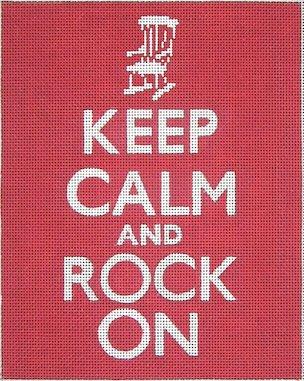 Keep Calm & Rock On