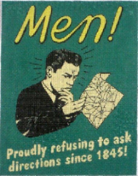 Men & Directions