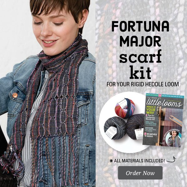 Fortuna Major Scarf Kit