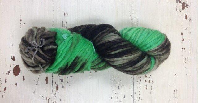 Artist Hand Dyed Chunky