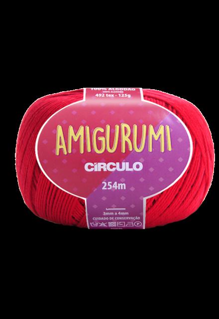 Amigurumi (Circulo)