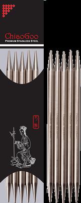 DPN-ChiaoGoo-Stainless Steel