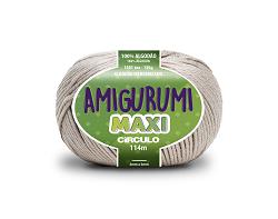 Amigurumi Maxi (Circulo)