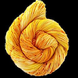 Sprout - Sock - Besprinkled (Fiber Seed)