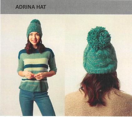 Adrina Hat Kit