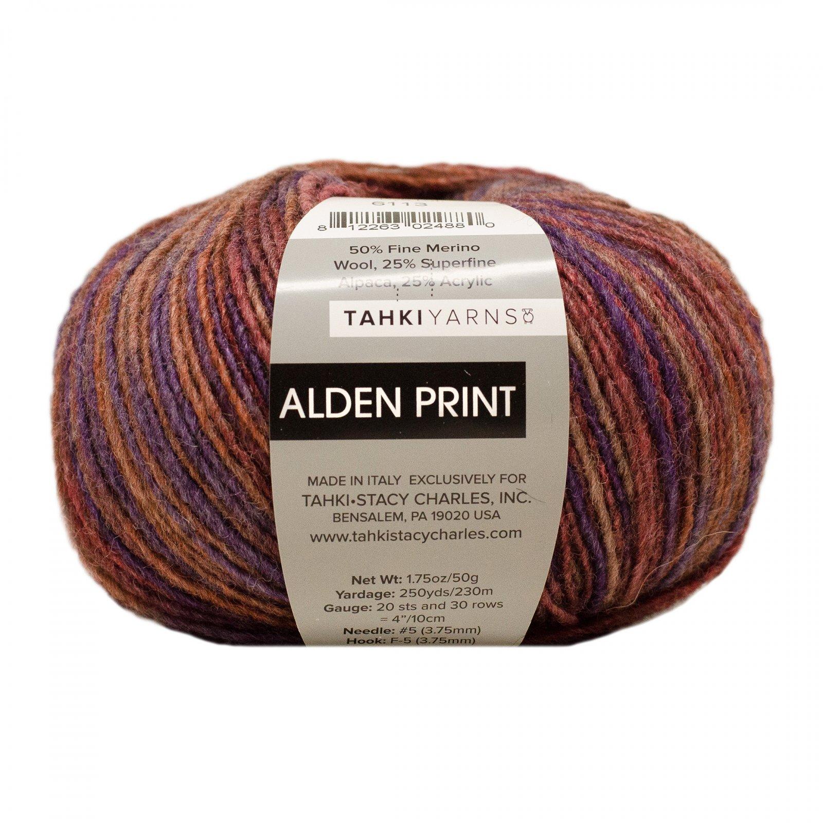 Alden Print