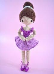 Amigurumi Ballerina Kit (Circulo)
