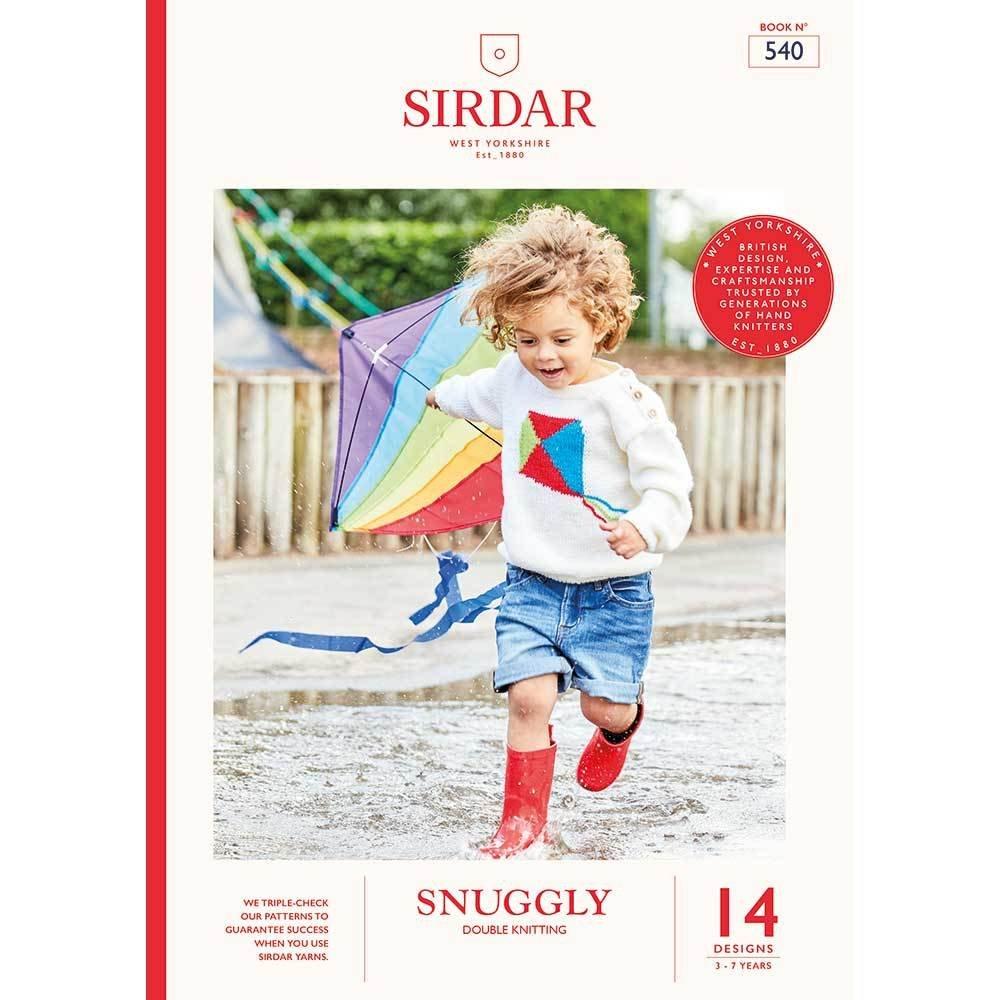 Sirdar Snuggly Kids' Brights