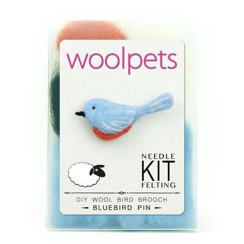 Woolpets Pin Kits