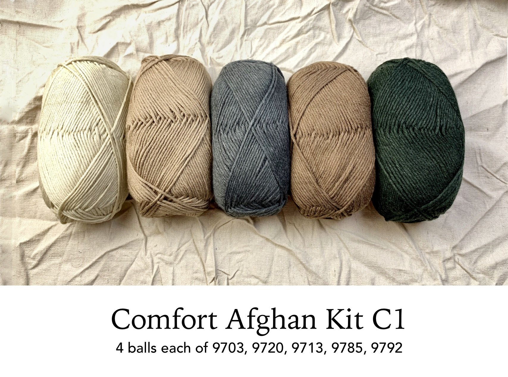Comfort Afghan by Norah Gaughan (Berroco Drop Ship Program)