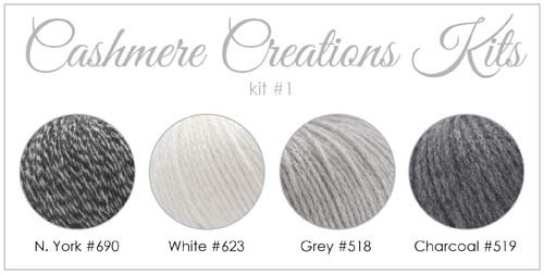 Cashmere Creations Kit