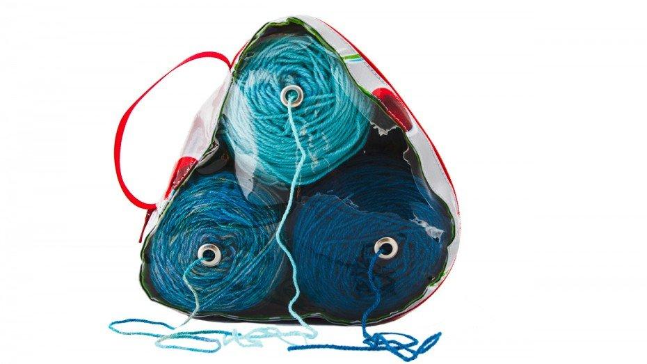 Triple Yarn Keeper (Chic-a)