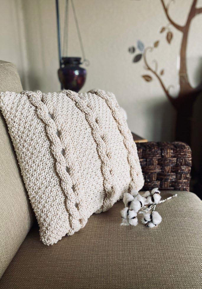 Circulo Comfy Pillow (Digital Download)
