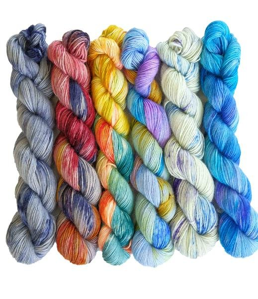 Hand Dyed Covet (Knit One Crochet Too)